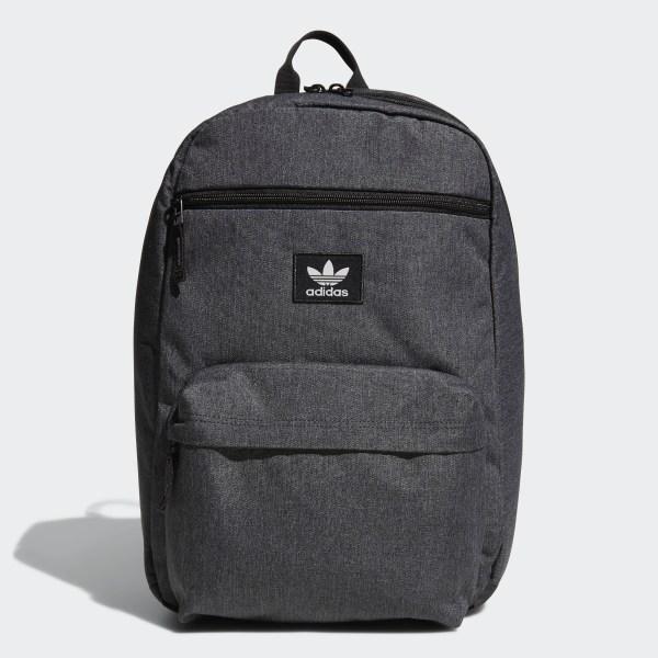 c34e339893 adidas National Plus Backpack - Black