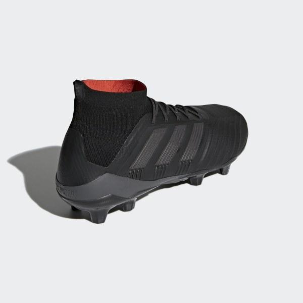 the best attitude 2f8ab b0e3a Chaussure Predator 18.1 Terrain souple Core Black   Core Black   Real Coral  CM7413