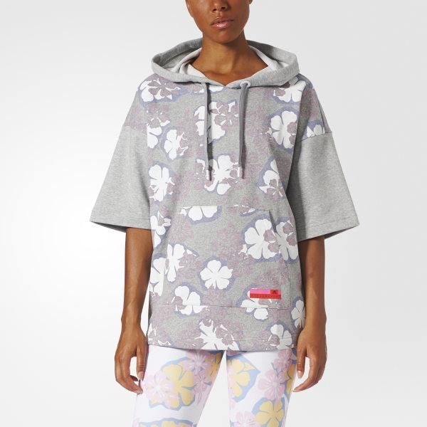 adidas STELLASPORT Hoodie Multicolor   Medium Grey Heather AZ7757 a0362740a4