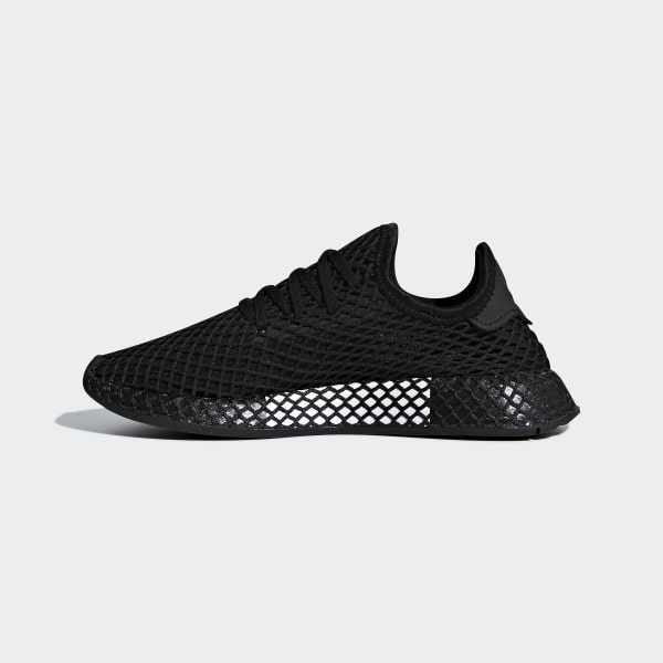 detailed look 51b1e a3033 Deerupt Runner Shoes Core Black  Core Black  Ftwr White B41877