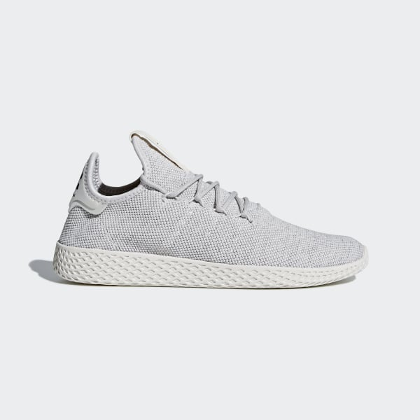 921f002360d71 Pharrell Williams Tennis Hu Shoes. C  140. Colour  Grey One   Grey One   Chalk  White
