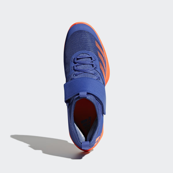 100% authentic c5da0 8bd85 Crazy Power RK Shoes Hi-Res Blue  Hi-Res Orange  Collegiate Royal