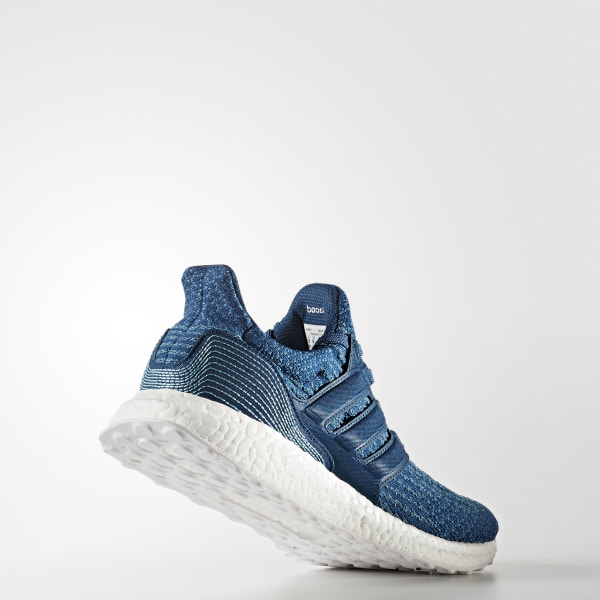 2c182759a75 Ultraboost Parley Shoes Blue Night   Core Blue   Blue BB4762