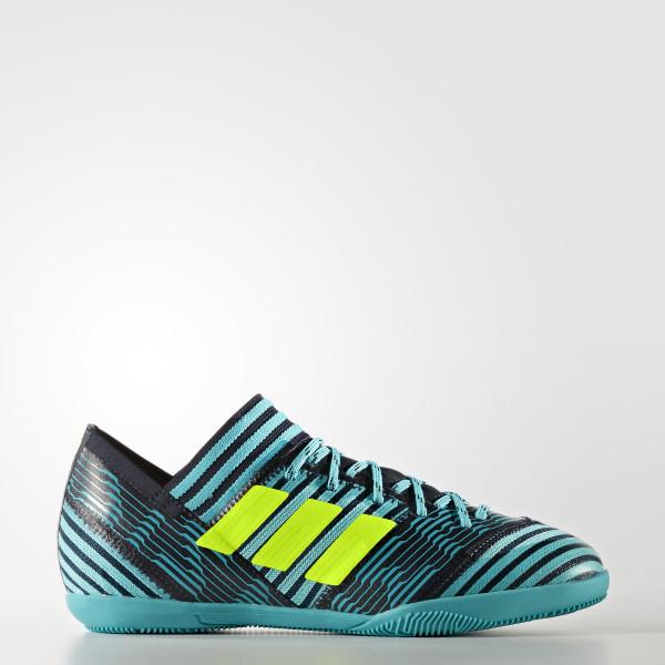 eded3b4260 Chuteira Nemeziz 17.3 - Futsal - Infantil LEGEND INK F17 SOLAR YELLOW ENERGY  BLUE