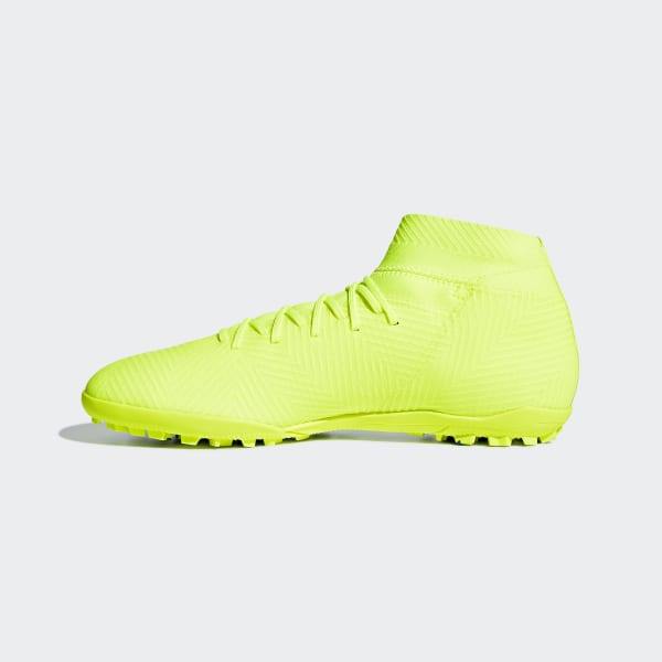 1f8d6b8a960f3 Botines Nemeziz Tango 18.3 Césped Artificial Solar Yellow   Football Blue   Active  Red BB9465