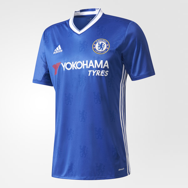 dbec97af3 Chelsea FC Home Jersey Chelsea Blue   White AI7182