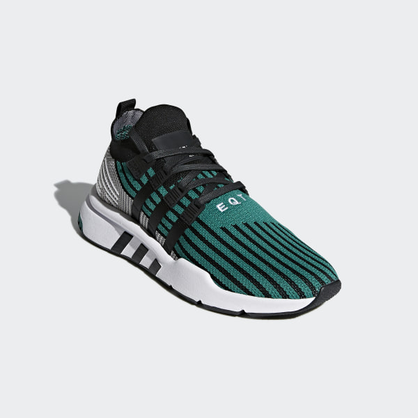 sports shoes cf129 be5f5 EQT Support Mid ADV Primeknit Shoes Sub GreenCore BlackCore Black CQ2998