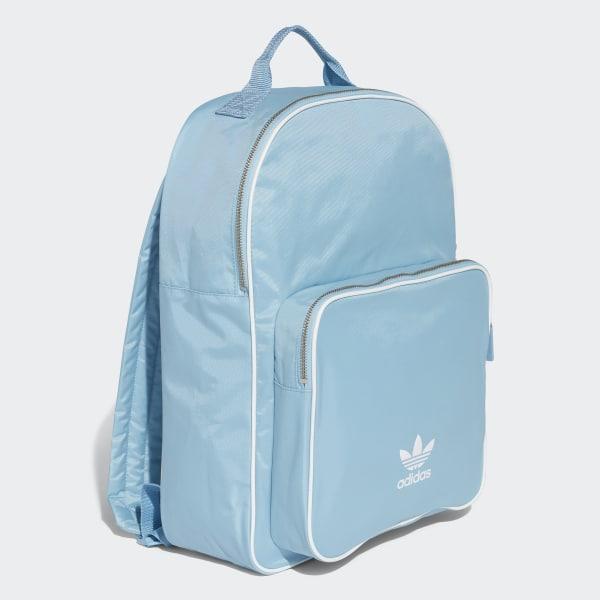 62d4203515 Classic Backpack Clear Blue DJ0880