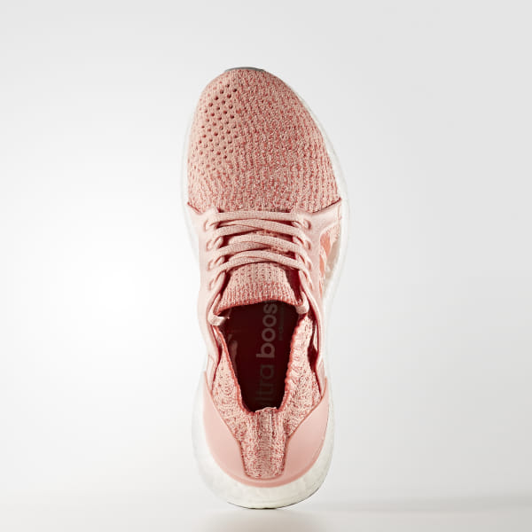 451fc63e5 UltraBOOST X Shoes Trace Pink   Trace Pink   Tactile Red BB3436