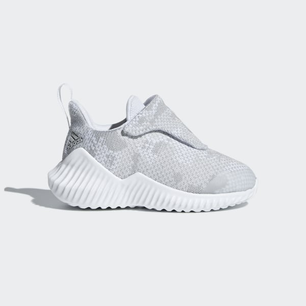 c196fa8f02a FortaRun Shoes Cloud White   Grey   Grey AH2641