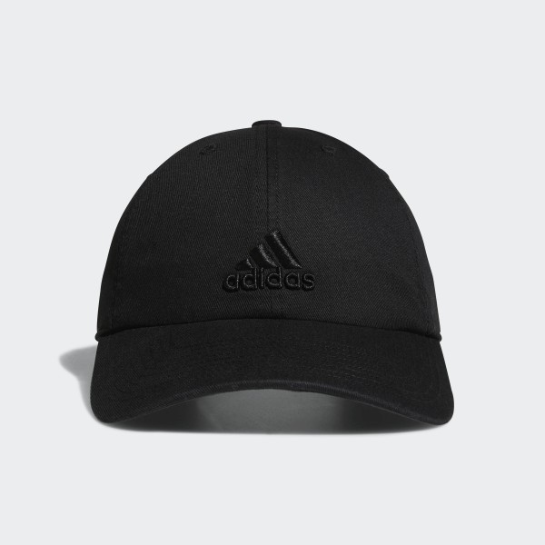 adidas Saturday Hat - Black  f787103bec