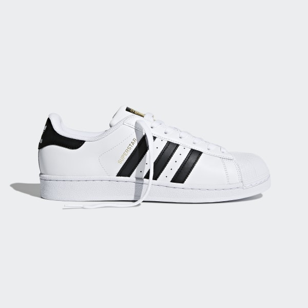 Superstar Shoes Cloud White   Core Black   Cloud White C77124 82691d90e