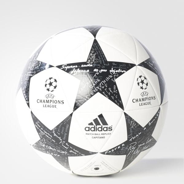 Bola Futebol Final Champions League Juventus WHITE   BLACK   GRANITE AP0392 15a20b3172520
