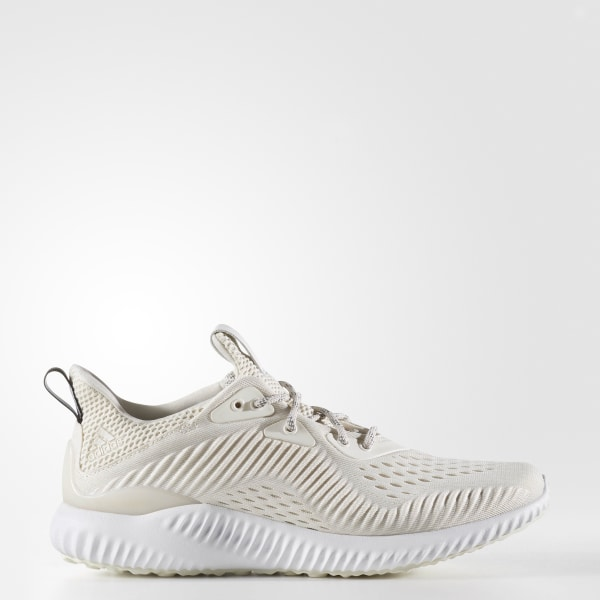 size 40 fd5a9 f8bb8 alphabounce EM Shoes Chalk White  Cloud White  Pearl Grey BW1196