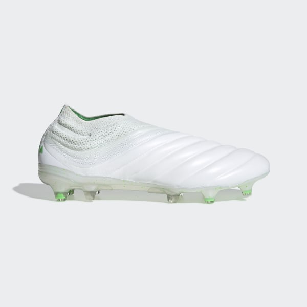Copa 19+ Firm Ground Boots Ftwr White   Solar Lime   Ftwr White BB9184 fdec35d4e