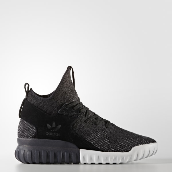 f449dd8bb44a adidas Men s Tubular X Primeknit Shoes - Black