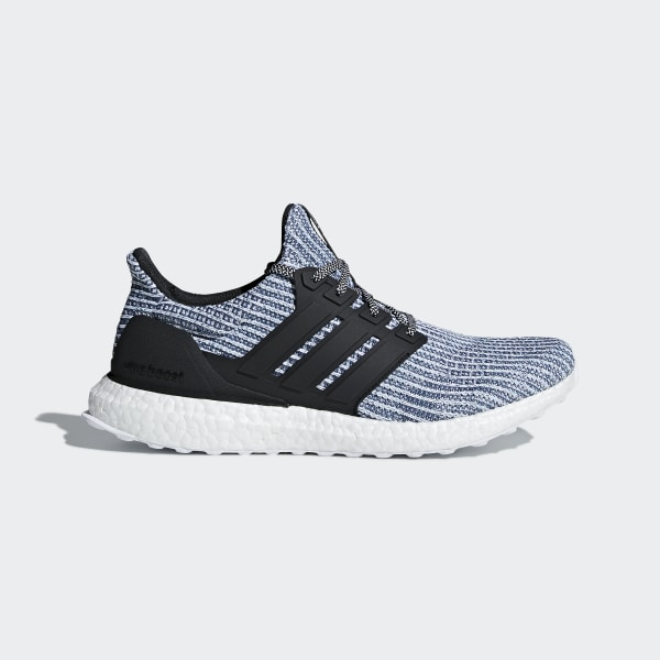 los angeles 43eb5 84fd0 Ultraboost Parley Shoes Cloud White  Carbon  Blue Spirit BC0248