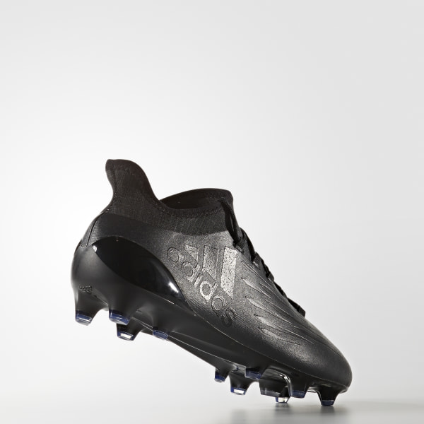 X 16.1 Firm Ground Cleats Core Black   Core Black   Grey S81943 a6ad31ed88