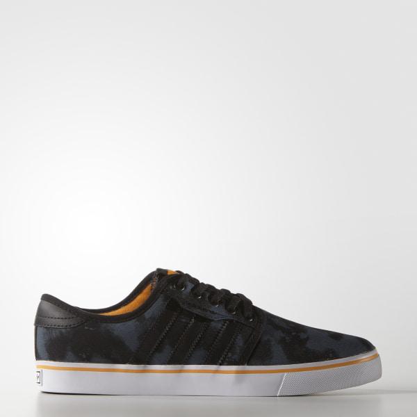 super popular 68e00 ad4c4 Zapatos de Skateboarding Seeley CORE BLACK   MIDNIGHT   BRIGHT ORANGE D68873