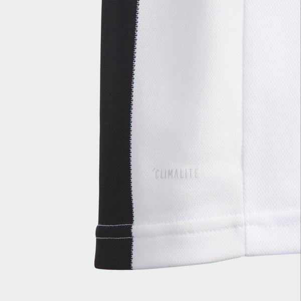Juventus Home Jersey Black   White CF3496 71c048e4c43ee