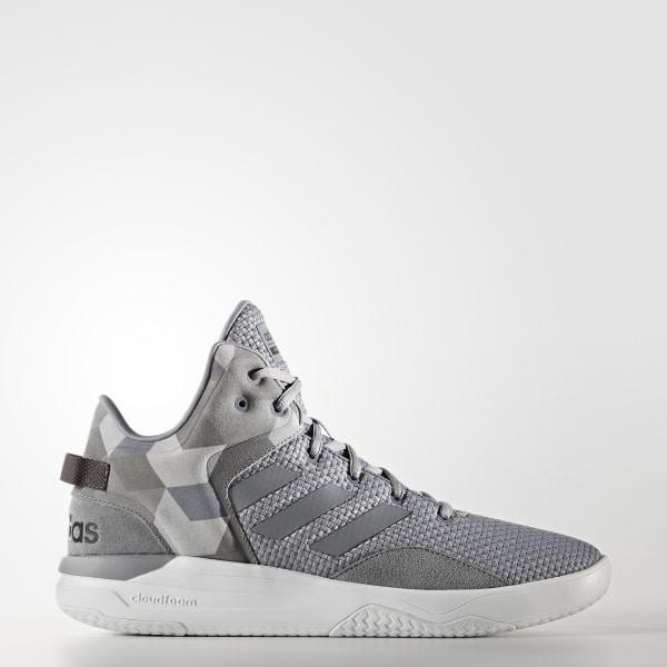 6032c52bb99 Cloudfoam Revival Mid Shoes Grey   Grey   Core Black AW3950