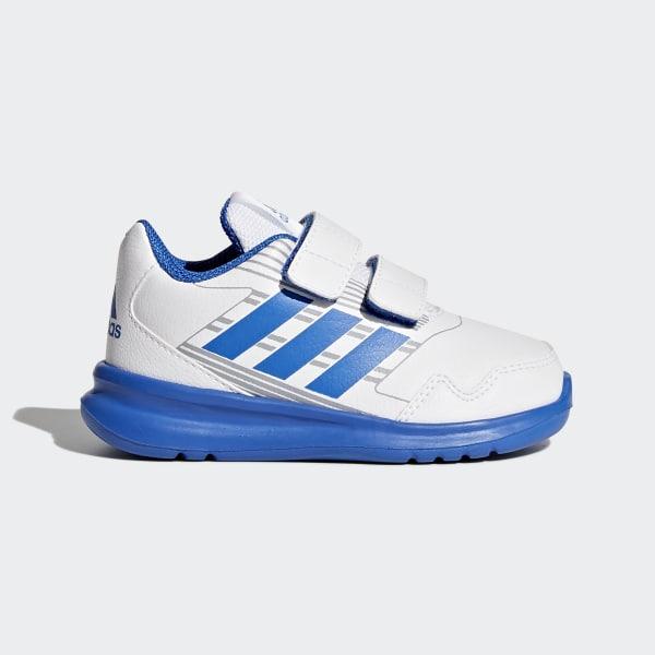 meet c0a50 23dbf Chaussure AltaRun Footwear White   Blue   Mid Grey BA9413