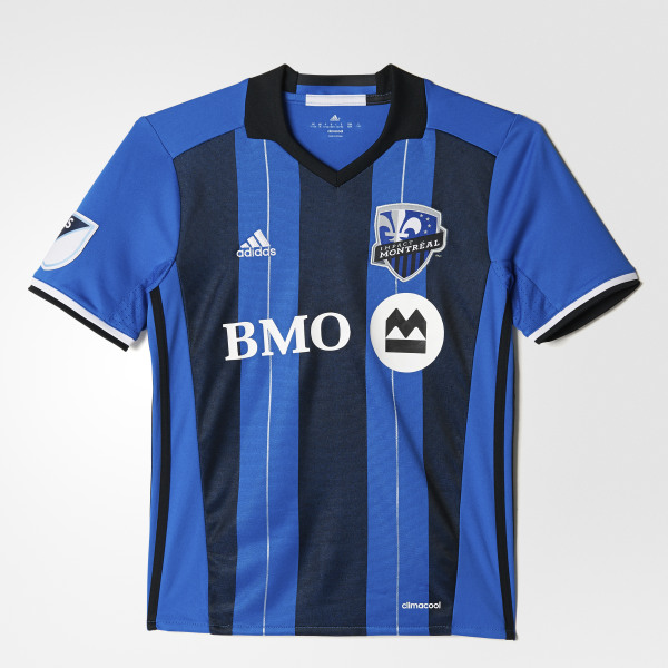 adidas Montreal Impact Home Jersey - Blue  aae18766f
