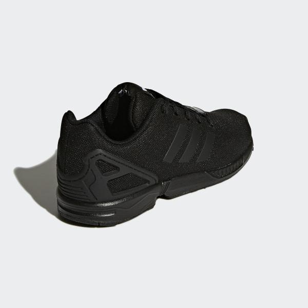 1760d8a1c ZX Flux Shoes Core Black   Core Black   Core Black S82695