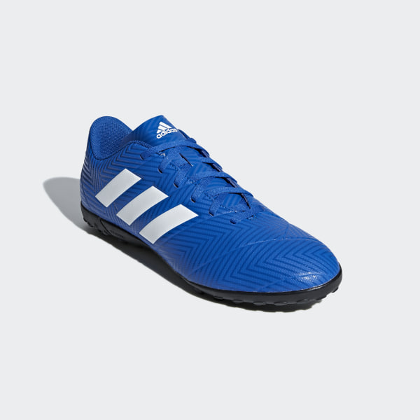 Botines Nemeziz Tango 18.4 Césped Artificial FOOTBALL BLUE FTWR  WHITE FOOTBALL BLUE DB2264 6f4d89181b51e