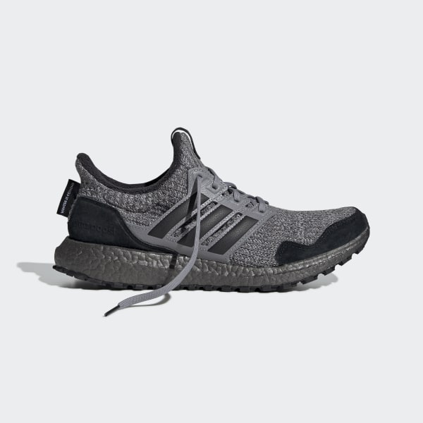 80007cd5b0e56 adidas x Game of Thrones House Stark Ultraboost Shoes Grey Three   Core  Black   Off