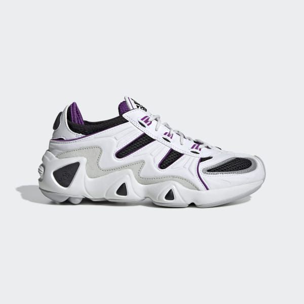 e46fbddf8f26b FYW S-97 Shoes Crystal White   Core Black   Active Purple EF2043