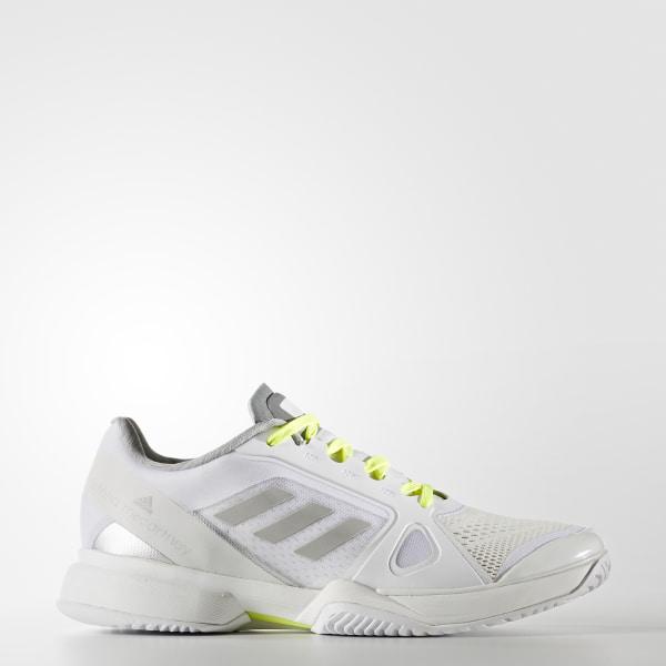 3e95c9915fb adidas by Stella McCartney Barricade 2017 Shoes - White