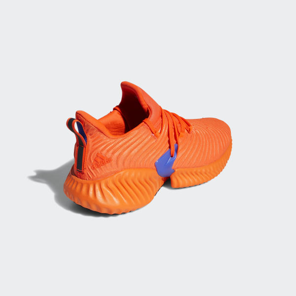 release date: dcece 9eec4 Alphabounce Instinct Shoes Solar Red  Hi-Res Orange  Hi-Res Blue BB7507