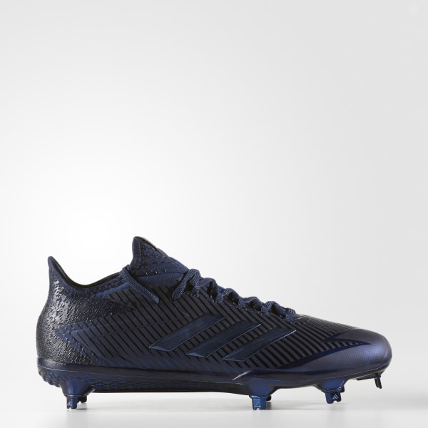 huge selection of 8bec1 cab96 adizero Afterburner 4 Cleats Collegiate Navy  Collegiate Navy  Cloud  White B39149
