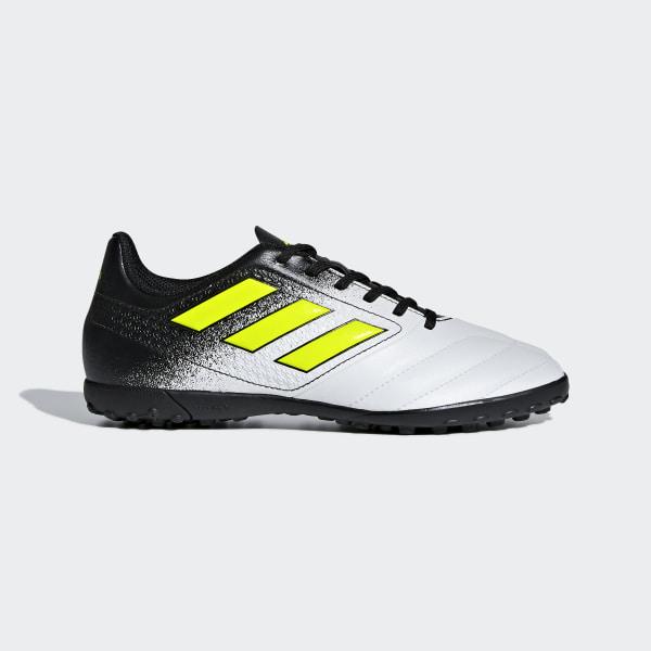 Calzado de Fútbol ACE 17.4 Césped Artificial FTWR WHITE SOLAR YELLOW CORE  BLACK S77117 419a42ccb90bb