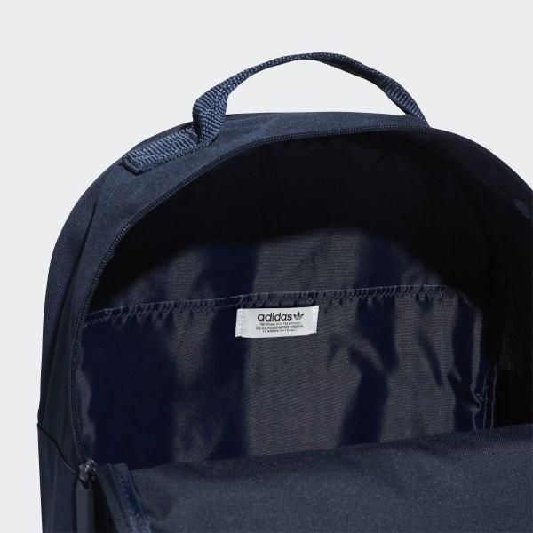 a578881a55 Trefoil Backpack Collegiate Navy BK6724