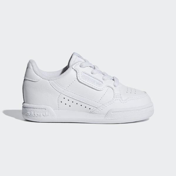 12642dd4757e6 Chaussure Continental 80 Ftwr White   Ftwr White   Grey One F97519