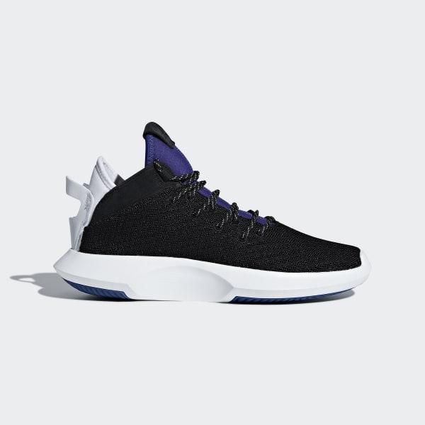 finest selection 46652 07809 Crazy 1 ADV Primeknit Shoes Core BlackFtwr WhiteReal Purple AH2254