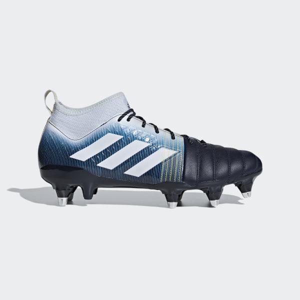 Chaussure Kakari X Kevlar Terrain gras bleu adidas | adidas Switzerland