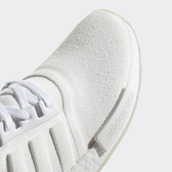d09cd9c5b72c1 NMD R1 Shoes Cloud White   Cloud White   Crystal White BD7746