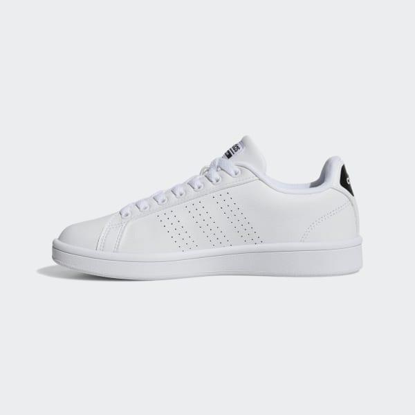 pretty nice d93b7 58b4e Cloudfoam Advantage Clean Shoes Cloud White  Cloud White  Core Black  AW4323