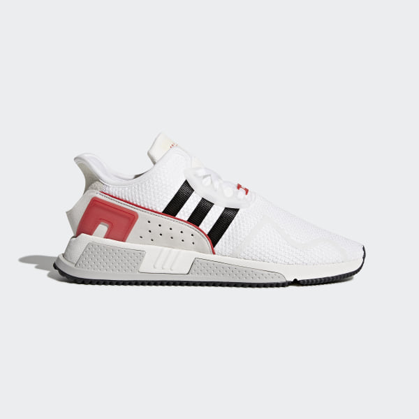 newest 98d90 733a1 EQT Cushion ADV Shoes Ftwr WhiteCore BlackScarlet AC8774