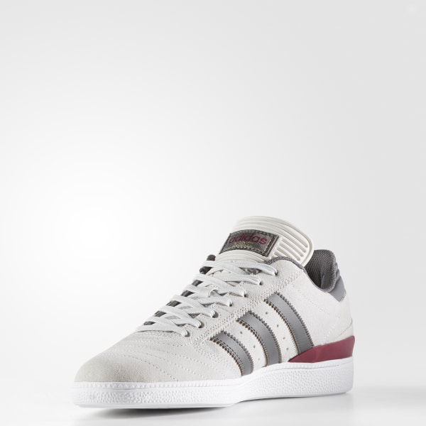 more photos 9d758 694b7 Busenitz Pro Shoes Grey One  Customized  Collegiate Burgundy BY3964