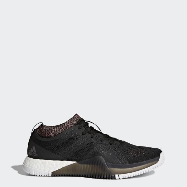 finest selection 0bd26 a5167 CrazyTrain Elite Shoes Core Black   Tech Silver   Tactile Rose BA7973