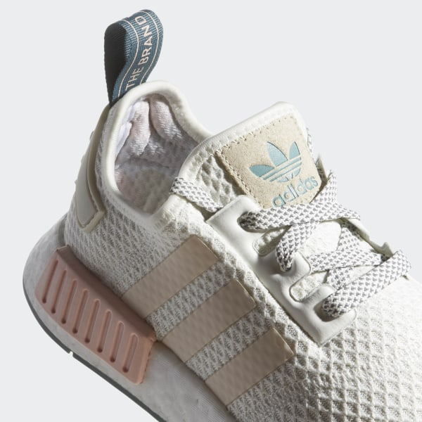 e5b3e399f997d NMD R1 Shoes Running White   Talc   Icey Pink D97232