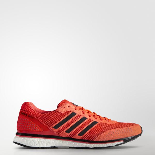be0edf5ff11db Zapatillas de Running adizero adios Boost 2 SOLAR RED   CORE BLACK   CORE  WHITE M29707