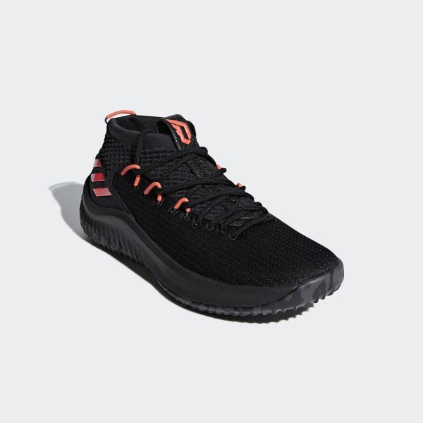 best service 5af56 faa54 Dame 4 Shoes Core Black  Dgh Solid Grey  Hi-Res Red BB9242