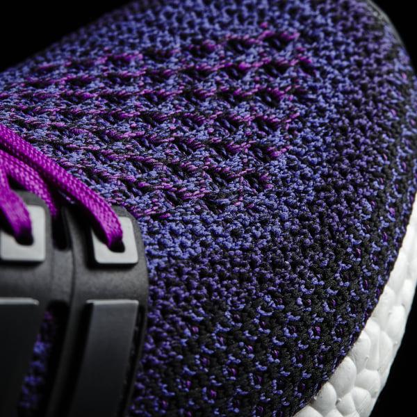 443a6200fc9 ULTRABOOST Shoes Core Black   Core Black   Shock Purple AQ5935