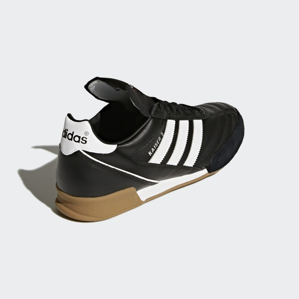 127004f32495c Scarpe da calcio Kaiser 5 Goal Black Footwear White 677358