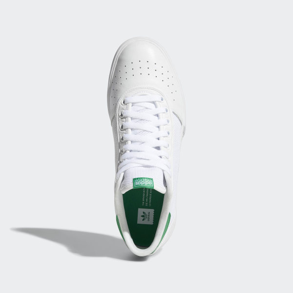 reputable site f586a 40c32 Lucas Premiere Mid Shoes Ftwr White   Ftwr White   Green B22742